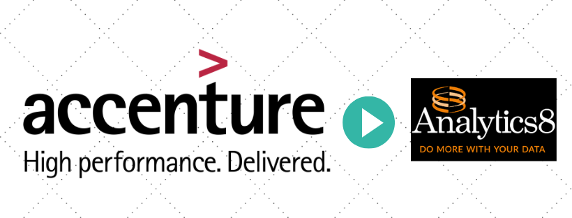 Accenture overtakes Analytics 8 - a big data and analytics